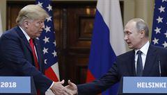 Bolton už poslal do Moskvy pozvání pro Putina k návštěvě USA