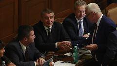 Vláda nepodpořila návrh ODS na zrušení superhrubé mzdy, kterou zavedl Topolánek