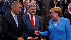Babiš podle Boltona pronesl nejvíce nejapný komentář na summitu NATO. Premiér prý už chápe poradcův vyhazov