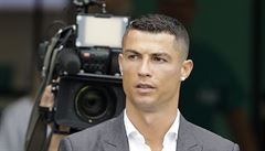 Chtějí se na mě jen přiživit, prohlásil Ronaldo k obvinění ze znásilnění