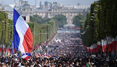 Francouzští lingvisté se bouří proti 'fake news'. Chtějí vlastní, frankofonní označení