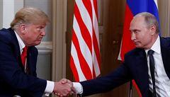 Trump nechal pozvat Putina na podzim do Washingtonu. O návštěvě se již jedná