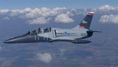 Zbrojní obchod desetiletí na spadnutí, o Aero Vodochody má vážný zájem tuzemská zbrojařská skupina Omnipol