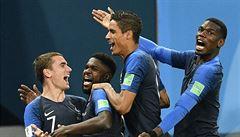 Francie prahne po dalším zlatu. Fotbalové mistrovství světa jde do finále