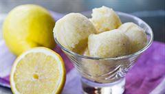 Ledový dotek ovoce. Připravte si doma citronový sorbet