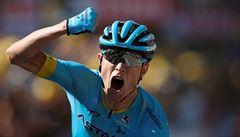 Magnus Nielsen získal pro Dánsko první etapové vítězství na Tour de France od roku 2009