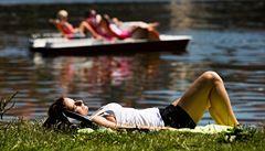 Počasí v Česku je letos o 40 dní napřed, odpovídá klimatu v Maďarsku