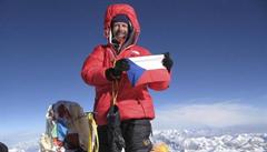Expedice i s Pavlem Bémem vystoupala na nebezpečnou horu Nanga Parbat