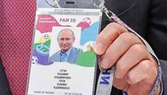 Do Ruska se letos ještě vraťte, vzkazuje Putin návštěvníkům MS