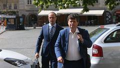 Pokorný se před komisí k OKD odvolával na advokátní tajemství