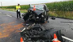 Nejvíce lidí umírá na silnicích o prázdninách, mohou za to i vedra