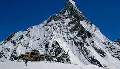 Hora smrti, kde zahynul i Günther Messner. Zvládnou Holeček a spol. vylézt nejdelší stěnu světa?