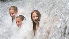 Nejteplejší den v roce. Ve středočeské Řeži naměřili 37,6 stupně Celsia