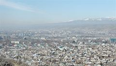 Tádžické úřady viní z útoku na cyklisty místní islámské radikály
