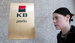Zisk Komerční banky se propadl. Meziročně klesl o 12 procent na 6,9 miliardy