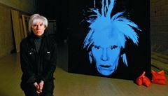 Polovina díla od Andyho Warhola se vydraží za kryptoměny, její cena přesahuje 100 milionů korun