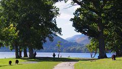 Keswick. Zdolávání srdce národního parku Lake District v Anglii