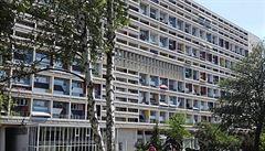 Le Corbusier v Berlíně. Kolektivní bydlení je atraktivní i dnes