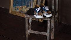 Vans uvádí novou kolekci tenisek a oblečení s motivy Obrazů Van Gogha