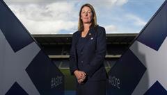 Jsem žena, ale vedení svazu zvládnu, říká vládkyně skotského ragby