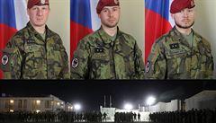 Odveta za padlé vojáky. Prostějovští speciálové zneškodnili spolupachatele útoku v Afghánistánu