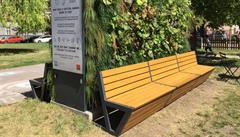 Máme chytré lavičky i elektromobily