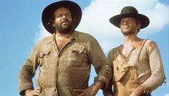 KVÍZ: Pořádná porce komediálních fazolí. Jak dobře znáte Buda Spencera a Terence Hilla?