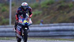 Působivý výkon. Kornfeil ovládl první trénink Moto3 na Velkou cenu Thajska