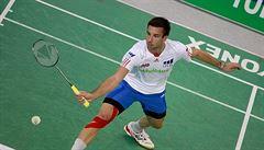 Koukal i Gavnholt obhájili zlato na badmintonovém šampionátu