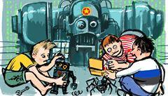 Nespojí-li se Evropa ve vývoji umělé inteligence, ujede jí vlak