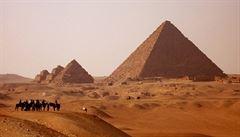 Egyptská hrobka ukrývala 3200 let starý sýr, tvrdí vědci