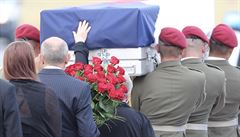 Pro rodiny padlých vojáků se vybralo přes pět milionů korun