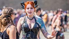 Na třiadvacátý ročník metalového festivalu Brutal Assault dorazilo 19 000 návštěvníků