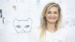 Dokonalost je chudá a nikdy nebude zajímavá, říká návrhářka Klára Nademlýnská