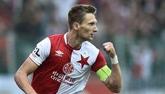 Slavia vyválčila výhru v Mladé Boleslavi a pojistila si vedení v tabulce