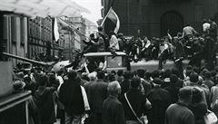 Sledujte na serveru Lidovky.cz unikátní online o 50 let starých událostech během invaze
