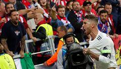 Buď ho nenávidíte, nebo milujete. Nepřítel soupeřů číslo 1 Ramos vstřelil 100. gól kariéry