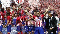 Real s novým koučem a bez Ronalda v Superpoháru neuspěl. Po přestřelce slaví Atlético