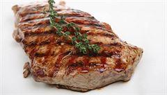 Vědci vyvíjejí čárový kód pro steaky, který půjde naskenovat