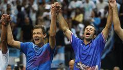 Čeští tenisté budou při losu Davisova poháru 2014 nejvýše nasazení
