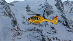 Pět Čechů si muselo zavolat pomoc v rakouských Alpách. V mlze ztratili orientaci