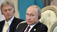 Masový sport je klíčový úkol státu, říká Putin. Chce podporovat i amatéry