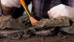 Vědci objevili v Tišnově zbytky neznámé cesty z 12. století