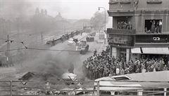 Vpád sovětských vojsk minutu po minutě. Sledujte online, co se dělo přesně před 50 lety