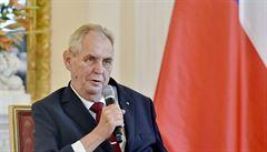 Zeman řekl Číňanům, o čem sní: Nová Hedvábná stezka povede přes Českou republiku