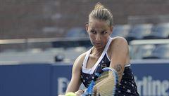 Plíšková pokračuje na US Open v osmifinále, Strýcová i Muchová dohrály