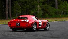 Nejdražší vydražený veterán stál více než miliardu korun, prvenství drží opět Ferrari