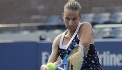 Čtyři Češky jsou ve 2. kole US Open, dál jdou Plíšková, Strýcová, Šafářová i Muchová