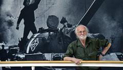Invaze v obrazech. Národní galerie na nových výstavách ukáže i Koudelkovy slavné fotografie