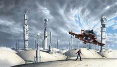 KVÍZ: Roboti i tajemné kouty vesmíru. Jak dobře znáte sci-fi velikána Isaaca Asimova a jeho dílo?